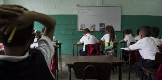 Salon de clases Venezuela