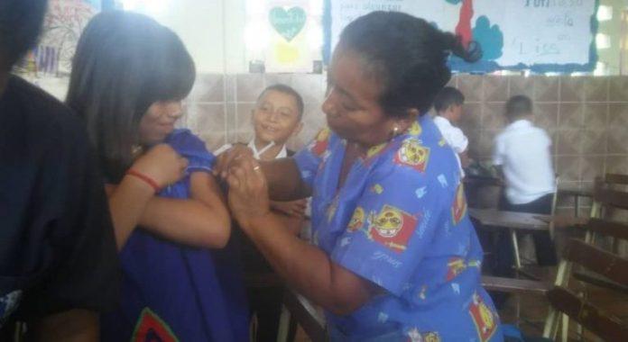 Se ha dejado de vacunar de manera efectiva - María Graciela López