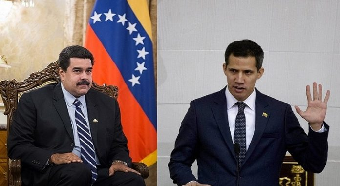 Diálogo Maduro Guaidó