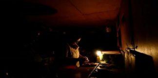 las fallas eléctricas pueden durar minutos o días