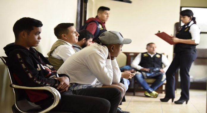 Venezolanos expulsados de Perú