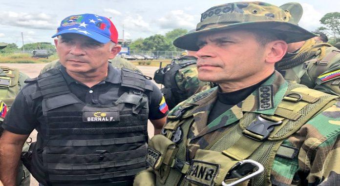 Paramilitares Táchira