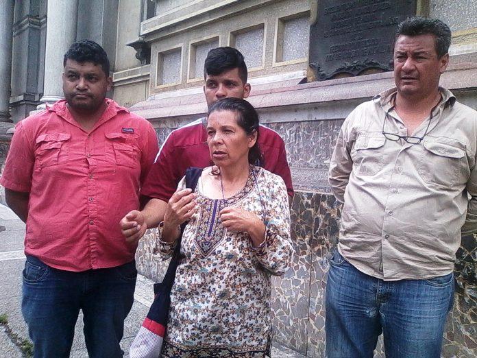 Familiares de Jael Rivas, bebé robado en Mérida
