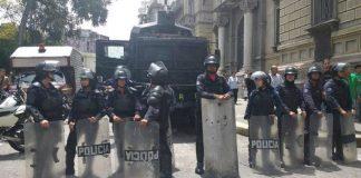 Policia de Merida