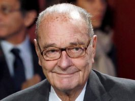 Jacques Chirac fue presidente de Francia en dos ocasiones
