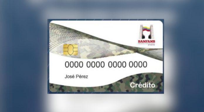 Nuevas tarjetas de crédito Banfanb