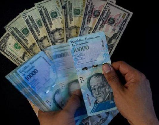 Dólares Bolívares