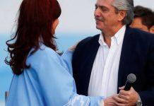 Alberto y Cristina Fernández- Vuelve el peronismo al gobierno de Argentina