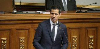 Guaidó considera necesario convocar un consejo de estado