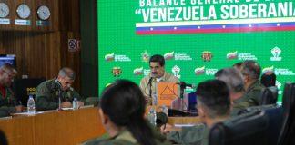"Maduro ratifica ""alerta naranja"" en fronteras venezolanas"