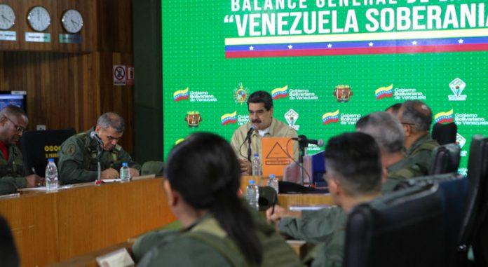 Maduro ratifica