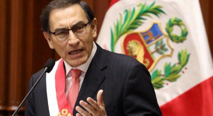 crisis política en Perú