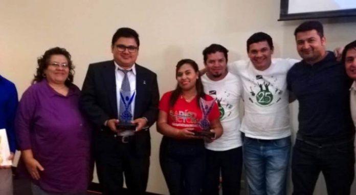 reconocen a tres emisoras salvadoreñas por defensa de Derechos Humanos