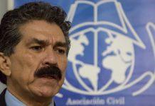 """Rafael Narváez: El Estado """"luce indolente"""" en materia de Derechos Humanos"""
