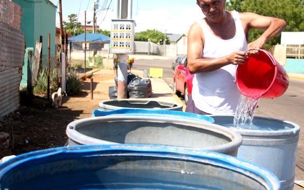 Agua-maracaibo