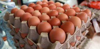 Huevos - Salario Mínimo