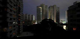 Apagón Caracas