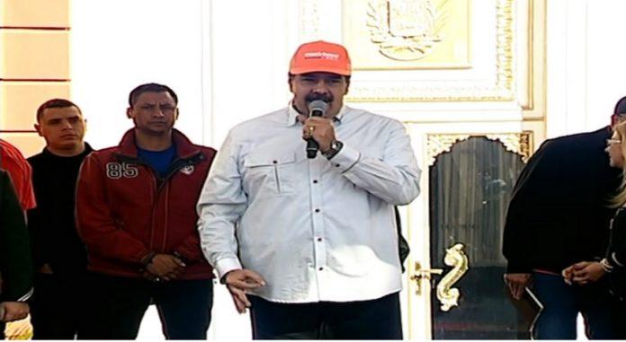 Maduro Conviasa