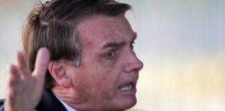 Jair Bolsonaro, presidente de Brasil   Foto: Reuters