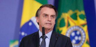 """El presidente del país, Jair Bolsonaro, criticó una vez más la cuarentena decretada por algunos gobernadores y calificó a la enfermedad de """"una gripecita"""""""