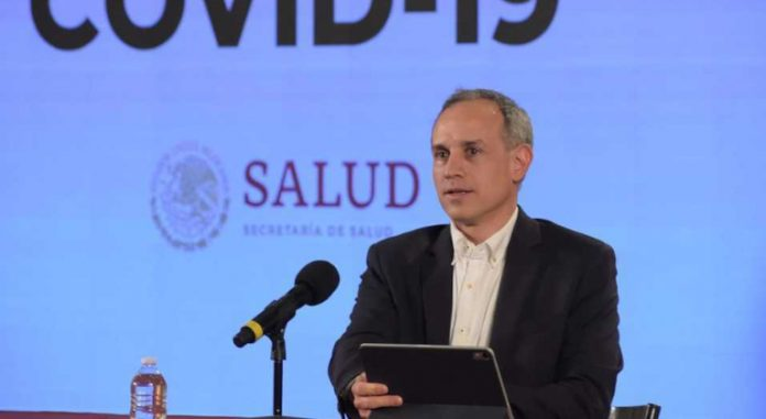 Para el subsecretario de Salud, Hugo López Gatell, la epidemia alcanzó la fase 3, la etapa de propagación más rápida