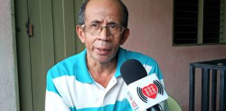 José Manuel Hernández, maestro del CECAL Cristo Rey en Barquisimeto