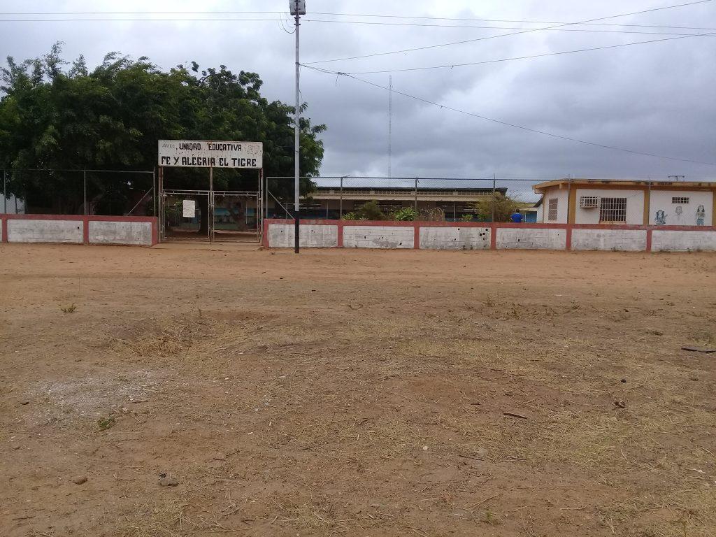 Colegio Fe y Alegría El Tigre