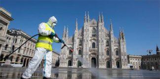 Autoridades de salud italianas encontraron trazas de ADN del nuevo Coronavirus en aguas servidas del mes de Enero