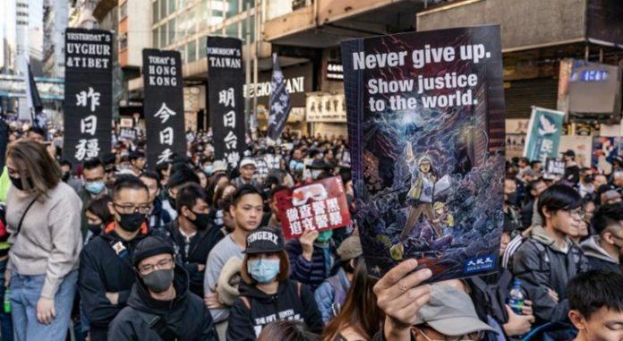 La nueva ley podría ser un peligro para los activistas pro democracia