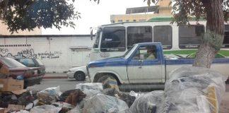 Barquisimeto, ciudad inmersa en basura