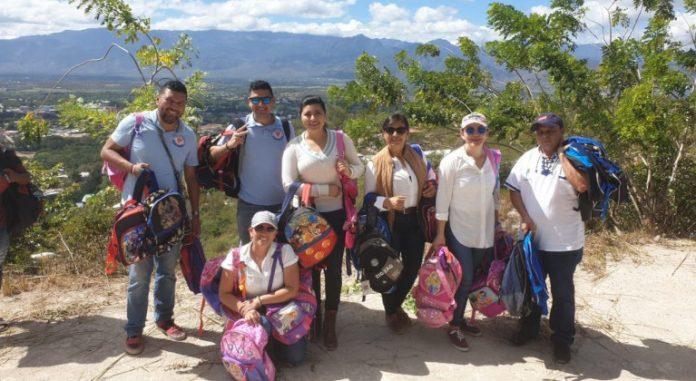 La asociación de Hondureños Solidarios en Barcelona trabaja para atender a algunos de los varados