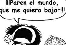 El 29 de septiembre, Mafalda cumplió 56 años cuestionando la política y la sociedad latinoamericana y mundial