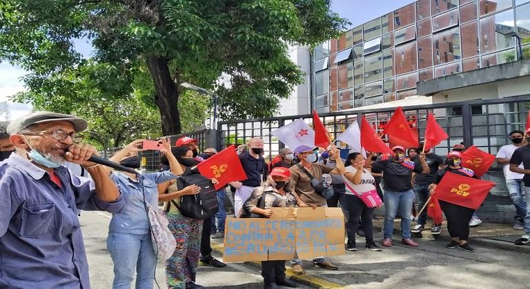Candidatos del PCV denuncian censura de VTV - Radio Fe y Alegría Noticias