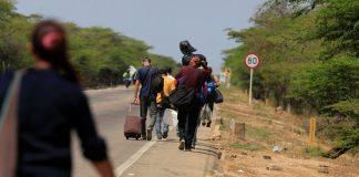 caminantes-venezolanos