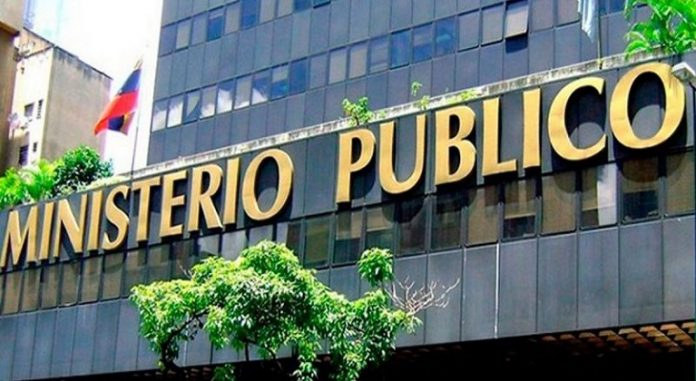 Ministerio Público solicita alerta roja