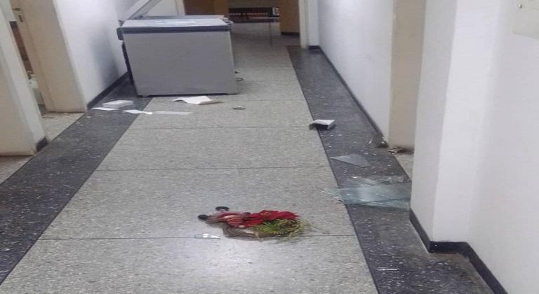 Robos y vandalismo en oficina IRFA Maturín  escuelas