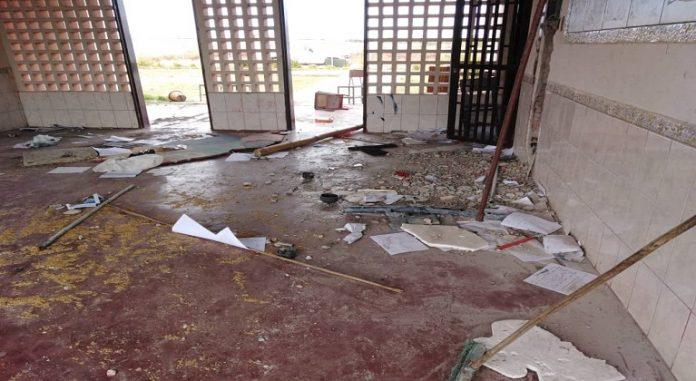 Robos y vandalismo en el Liceo San josé Mirabal en Puerto Ayacucho quedó vandalizadodalismoLiceo San josé Mirabal en Puerto Ayacucho escuelas