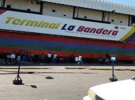 Terminal de la Bandera, Caracas