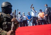 Crecen protestas en Haití