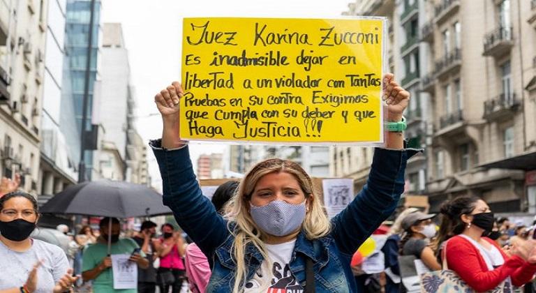 Exigen la destitución de jueza argentina que dejó libre a violador de venezolana - Radio Fe y Alegría Noticias