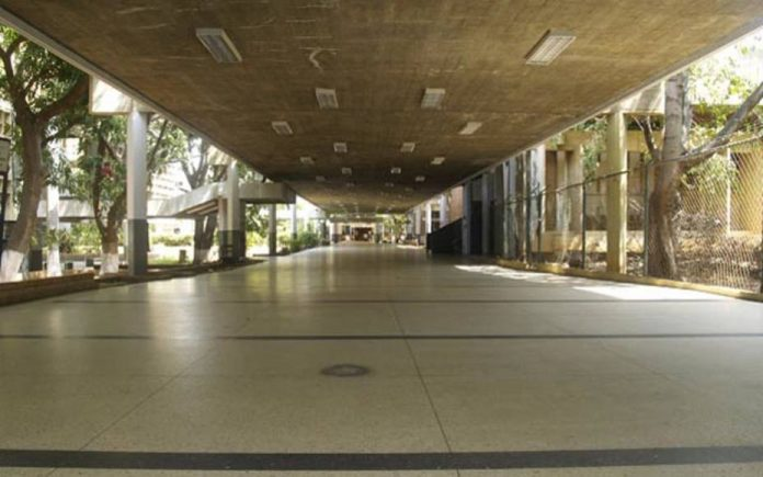 estudiantes universidades venezolanas
