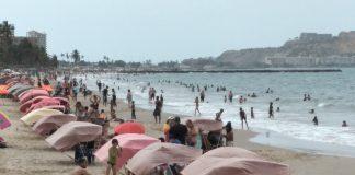 Playa Lechería