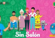 Foto: Sin salón