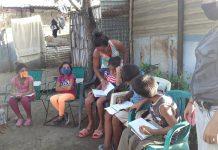 Educación en medio de la pandemia