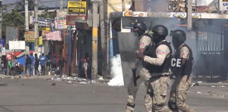 Haiti Protesta