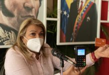 Yelitza Santaella Gobernadora de Monagas
