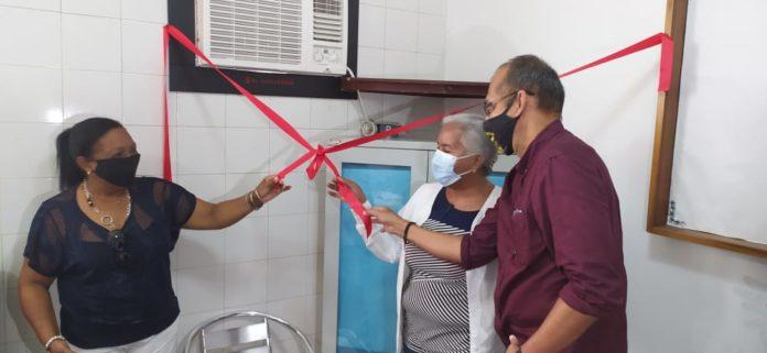 aire acondicionado hospital Machiques