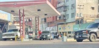 estación de servicio gasolina Anzoátegui