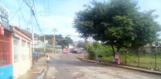 lluvias en Guárico desbordaron la quebrada