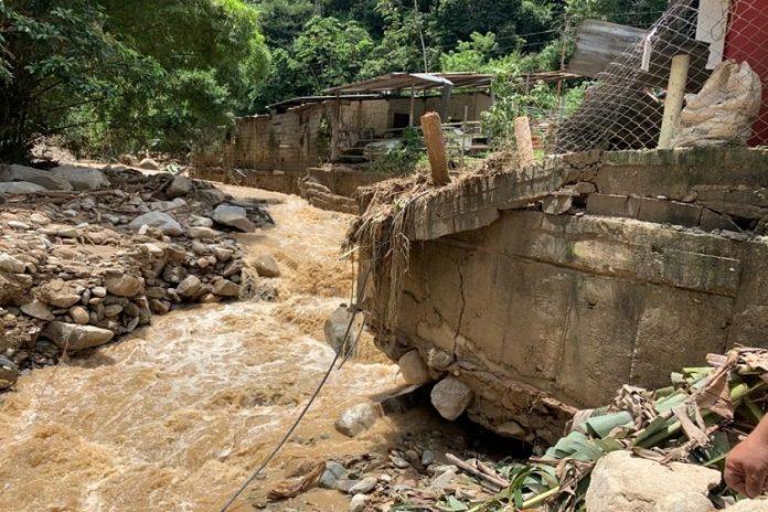 Protección Civil Mérida da reporte por las lluvias